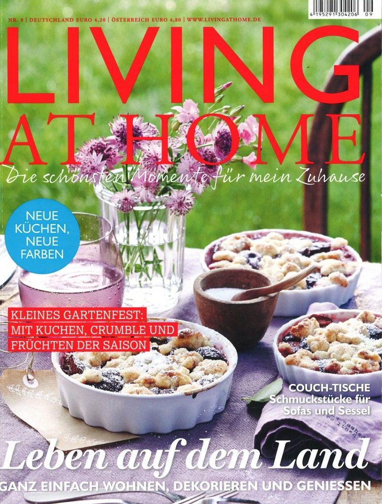 Titel Living at home 09-2015